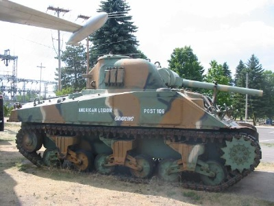 Below are the other technical specifications of this World War II tank.