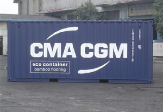 Container Cubic Capacity