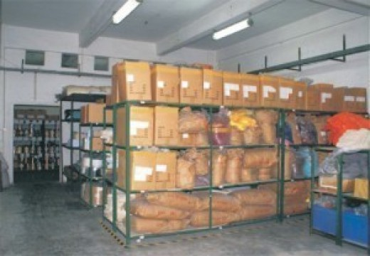 Dimension of a Storage Room