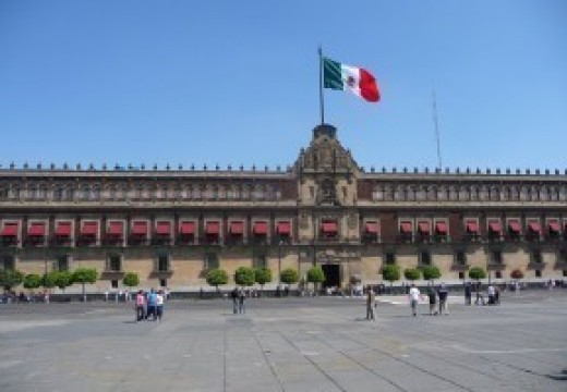 Square Miles of Mexico